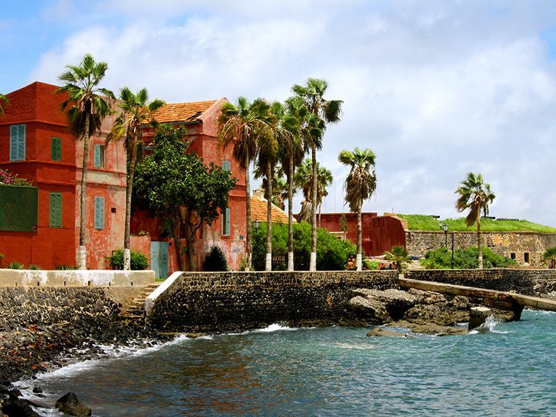 Gorée, island of memory, patrimony of humanity