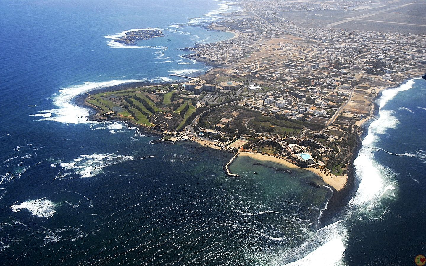 Almadies Point, el punto más occidental de África