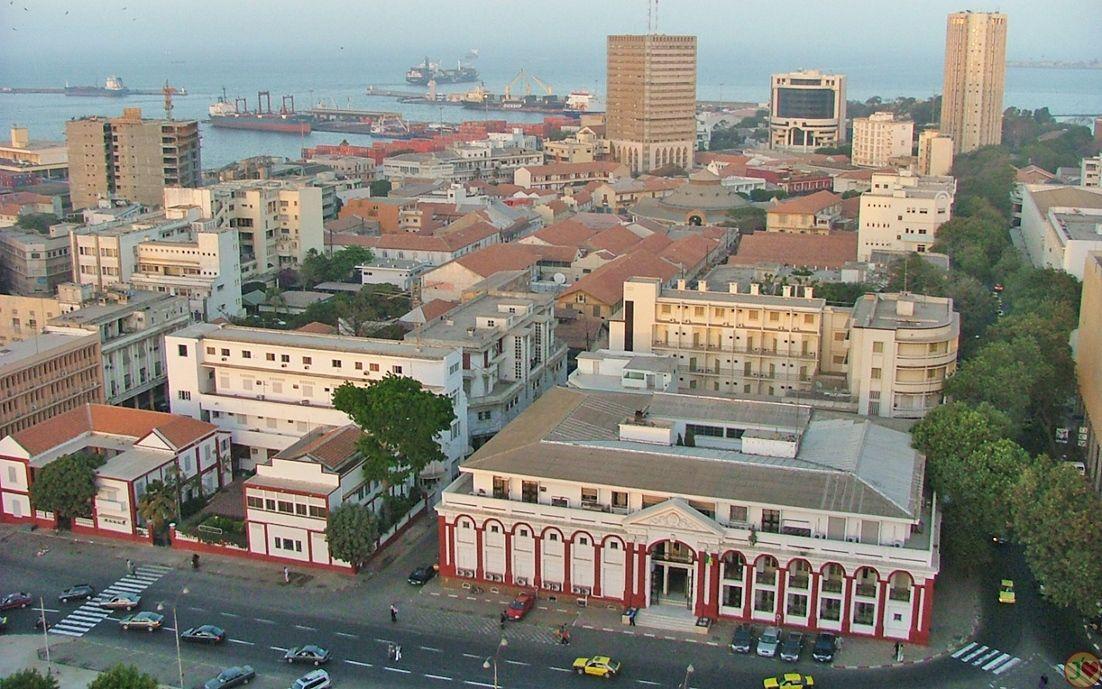 Dakar Ciudad